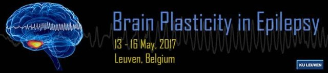 Brain Plasticity in Epilepsy Leuven, Belgium, May 13 – 16, 2017
